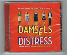 DAMSELS IN DISTRESS - MUSIC FROM THE MOTION PICTURE - 2012 - NEUF NEW NEU