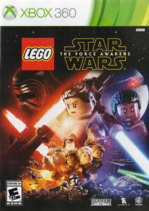 LEGO Star Wars: The Force Awakens (Microsoft Xbox 360, 2016) BRAND NEW
