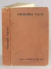 Winston S. Churchill - Volume VI of The Second World War, publisher's proof copy