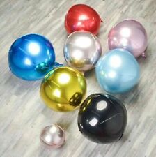 "20X 10"" 18""32"" 4D BallFoil Balloons For Birthday Wedding Baby Shower Party Decor"