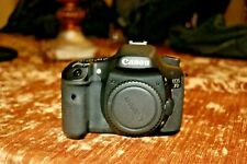 Canon EOS 7D DSLR Digital Photo Video Camera
