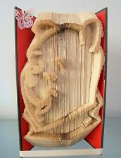 Book Folding PATTERN   Cut and Fold, Winnie the Pooh, Disney