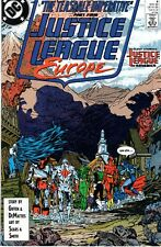 New ListingJustice League Europe #08 Near Mint-Nm Dc Comics