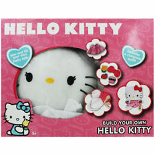 Hello Kitty Build Your Own Plush Includes Outfit 5+
