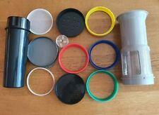 Magic Bullet Coperchi, anelli e guarnizione 12 oggetti