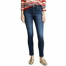 AG Adriano Goldschmied The Farrah Skinny Ankle Jeans in 4 Year Deep 24 $215 NWT