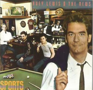 Huey Lewis And The News - Sports USA Chrysalis CD album