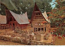 BT14765 The atak houses and their stone furniture in north su          Indonesia