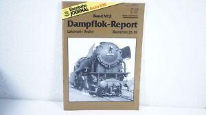 ::EISENBAHN JOURNAL..Band 2 Dampflok-Report  ..  // 43 B 31