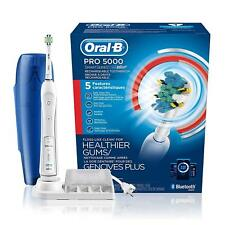 Oral-B Pro 5000 SmartSeries PowerElectric Toothbrush with Bluetooth Connectivity