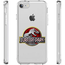 (Set of 2) Jurassic Park HD Color Vinyl decal sticker for glass laptop phone