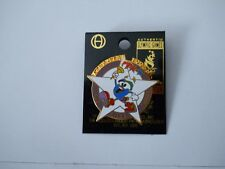"Vintage 1996 Atlanta Olympic Games Izzy Star ""We Were There"" cut-out style pin"