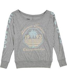 Ufc Womens Distressed Palm Tree 1993 Graphic T-Shirt