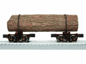 Lionel 6-84167 O Brown Logging Disconnects (Pack of 2)