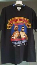 Official Holyfield Vs Ruiz 2 Fight T Shirt New
