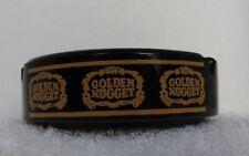 "Vintage ""GOLDEN NUGGET"" Casino Ashtray Amythest Glass Las Vegas Nevada Minty"