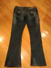 Womens Seven7 Jeans 31 medium wash