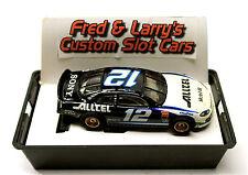 Custom Lype HO Slot Car Die Cast Body Marchon MR-1 Ryan Neumann Dodge #12 ALLTEL