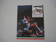 advertising Pubblicità 1975 MOTO LAVERDA 250 2T