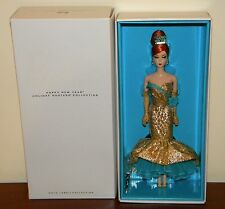 Holiday Hostess Happy New Year Barbie NRFB 2013 Fan Club #X8282 5,500 worldwide