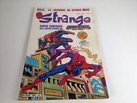 COMICS  EO REVUE STRANGE N° 189 1985 marvel lug