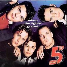 CD When the Lights Go Out - 5ive
