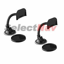PACK OF TWO TOMTOM ONE v1 WINDOW SUCTION MOUNTS SAT NAV SCREEN SUCTION SUCKER