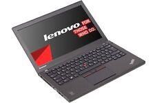 "Lenovo ThinkPad X250 Notebook 12,5"" i5-5300U (2.3GHz) 8GB RAM 180GB SSD Webcam"