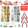 Jewelry Repair Jewelery Making Findings Kit Wire Pliers Set Starter Tools
