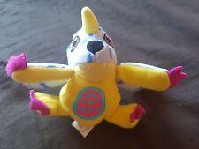 GABUMON Digimon Small Soft Toy McDonalds 2001