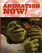 Animation Now! [New Book] Hardcover