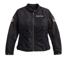Harley-Davidson Damen Motorrad-Textiljacke, CE-geprüft, *98169-17EW/002L* Gr. XL