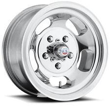 "US Mags U101 Indy 15x10 5x114.3/5x4.5"" -50mm Polished Wheel Rim"