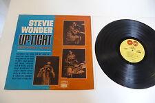 STEVIE WONDER LP UP-TIGHT TAMLA. BOB DYLAN BLOWIN' IN THE WIND.