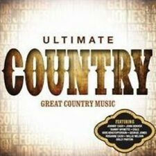 Various Artists - Ultimate Country [New CD] UK - Import