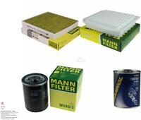 Original MANN-Filter Inspektionspaket Set SCT Motor Flush Motorspülung 11588034