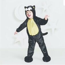 Toddler Black Cat Costume Hyde and Eek! Boutique 18-24 Months dress up play