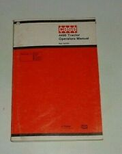 Case 4490 Tractor Operators Maintenance Owners Manual Original 9-6792 10/79