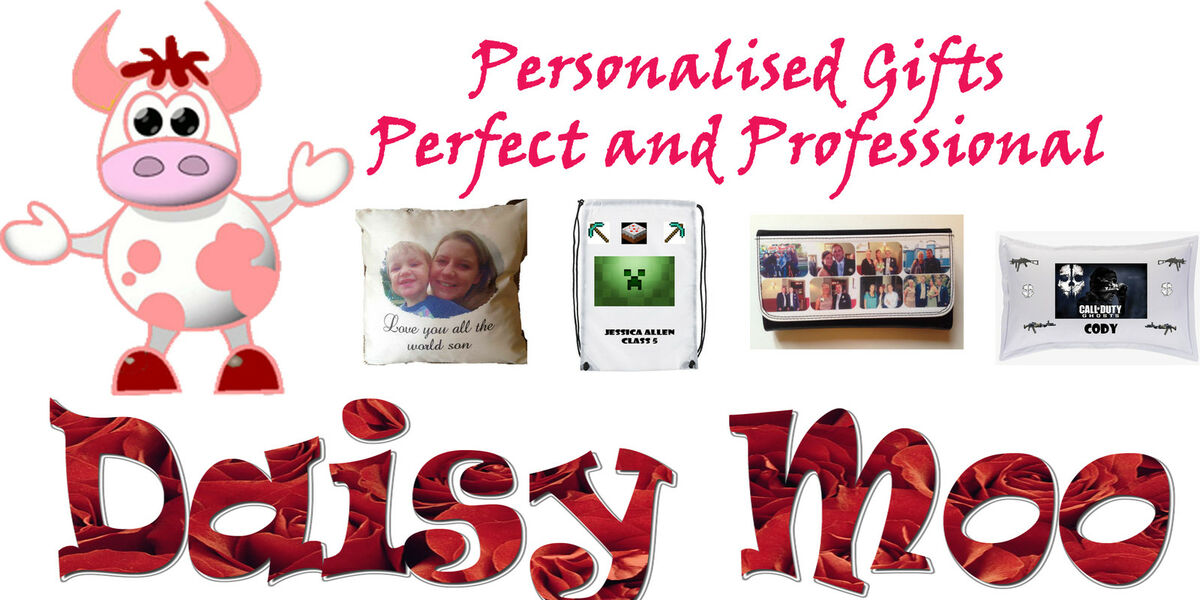 Personalised Goods froms Daisy Moos