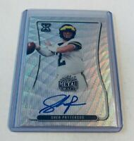 R45,388 - 2020 Leaf Metal Portrait Prismatic Wave Silver Shea Patterson Auto /50