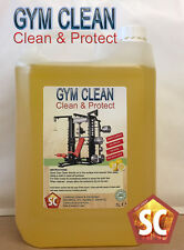 Gym Equipment Multi Surface Sanitiser and Cleaner 5 Ltr - Kills 99.99% Germs