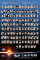 2004 astronaut corp NASA cosmonaut space flight RARE poster 24x36 NEW