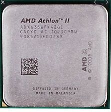 Lot (20 units) of AMD CPU Athlon II X4-635 2.9GHz Socket AM3