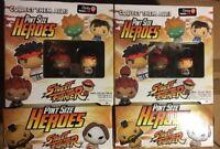 Street Fighter Pint Size Heroes Vinyl Figure Blind Bag