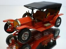 MATCHBOX YESTERYEAR Y-9 SIMPLEX 1912 - RED 1:43 - GOOD CONDITION - 29+30