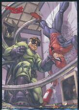 2009 Spider-Man Archives Trading Card #37 Spider-Man vs. Doctor Octopus