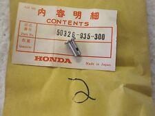 NOS Honda Outboard Motor B75 Stern Bracket Clamp Screw PIN 50326-935-300