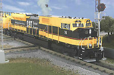 MTH 20-2471-1 Caterpillar Cat Sd90mac Diesel Engine Locomotive O Scale Toy Train