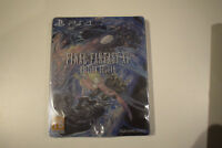 final fantasy XV 15 deluxe edition steelbook ps4 ps4 playstation 4 neuf
