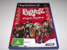 Bratz Rock Angelz PS2 PAL Preloved *Complete*